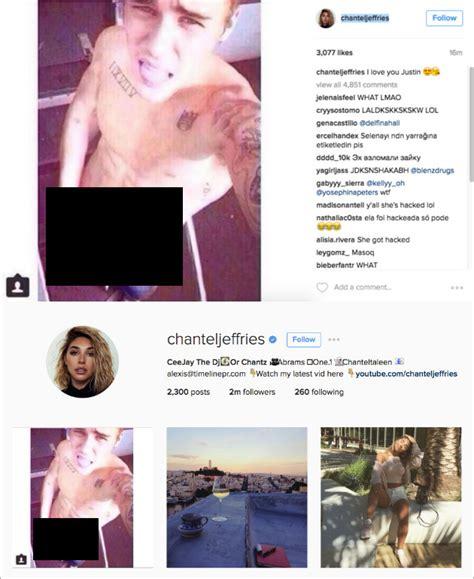 membuat mantan menyesal dan ingin kembali instagram mantan gebetan dibajak foto bugil justin bieber