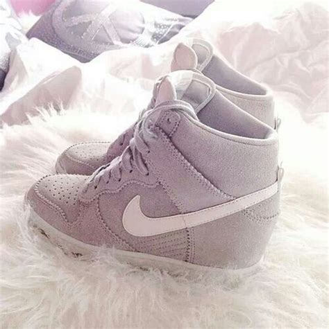 wedge heel sneakers nike nike wedge sneakers my style