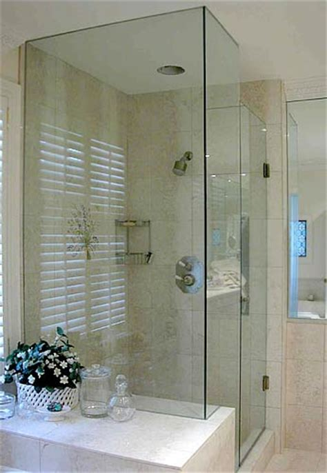 Frameless Bathroom Shower Doors Shower Doors And Enclosures Fenwick Bath Bathroom Renovations Bc