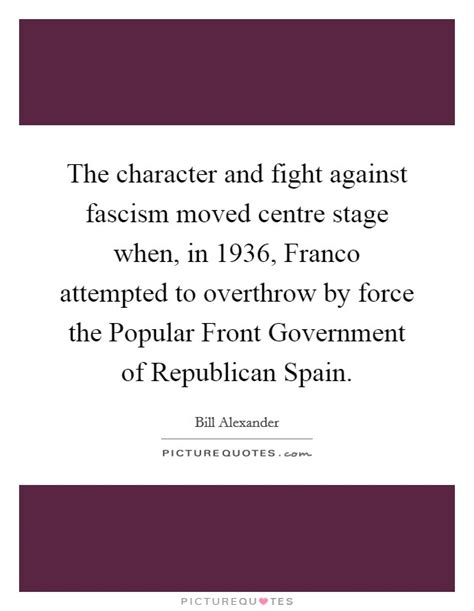 to fight against this age on fascism and humanism books the character and fight against fascism moved centre stage
