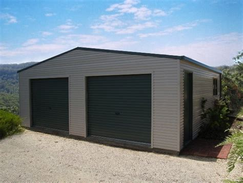 Allgal Sheds by Easyclad 4 Pan General
