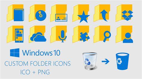 icon design windows 10 windows 10 custom folder icons by davidvkimball on deviantart