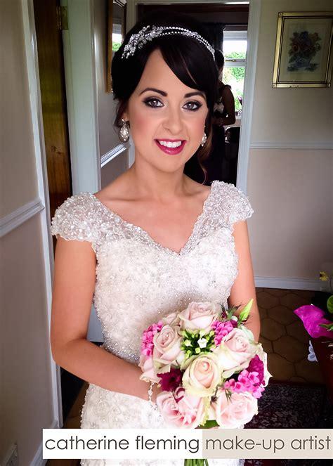 Wedding Hair And Makeup Northern Ireland by Wedding Makeup Belfast Makeup