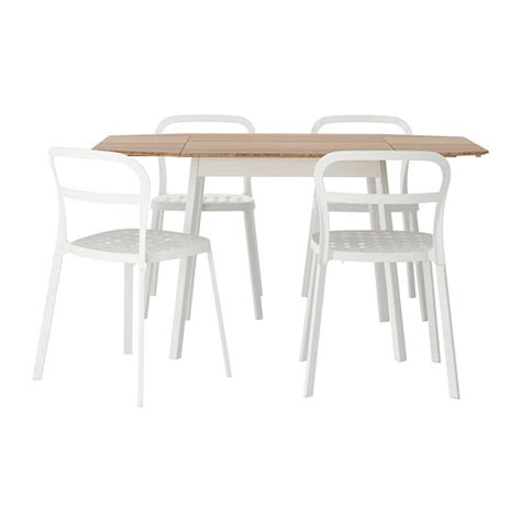 table 4 chaises ikea ikea ps 2012 reidar table and 4 chairs ikea