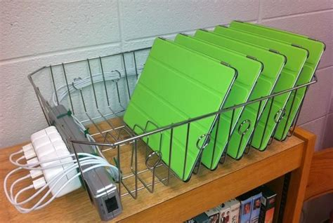 diy chromebook charging station love this idea achs it saves money with diy ipad charging