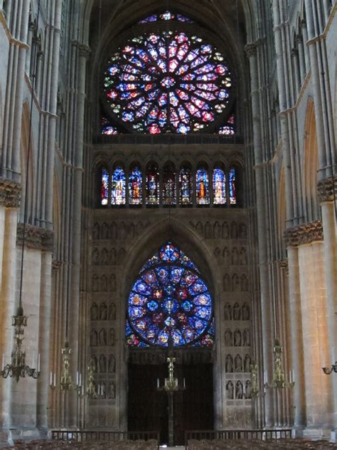 Wall Interior by Reims Cathedral