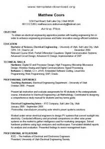 pilot resume template for your