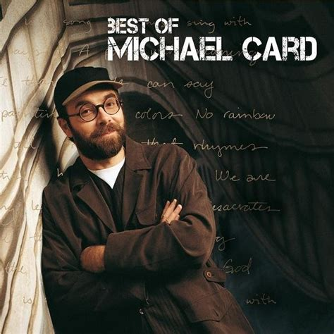 michael cards michael card s new quot best of quot offers a restrospective look