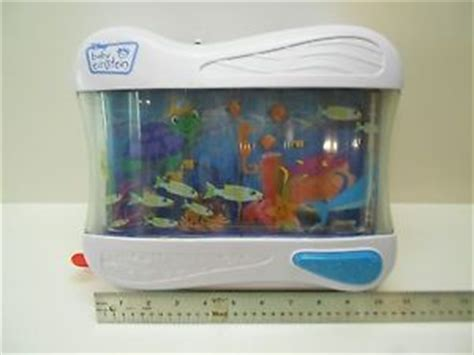 Baby Einstein Crib Soother With Remote Disney Baby Einstein Soother Aquarium Musical Crib Remote Not Included Ebay