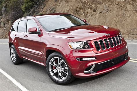 2012 Srt8 Jeep Grand 2012 Jeep Grand Srt8 Arrives As Jeep