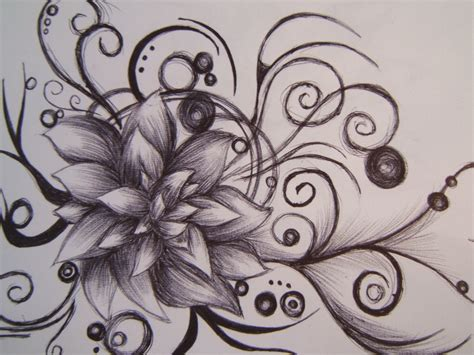 lotus flower drawing images lotus flower by firstykylling on deviantart