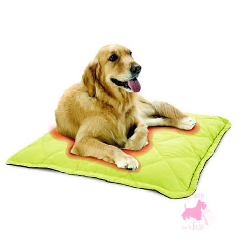 self warming dog bed tapis auto chauffant oster pour chien et chat