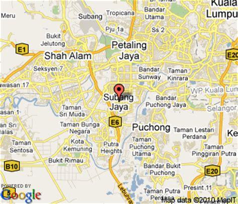 map usj subang jaya the malaysia hotel budget hotel in kuala lumpur