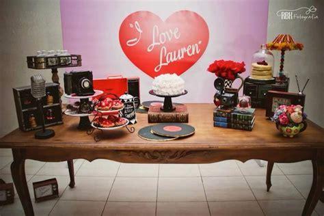 Kara's Party Ideas I Love Lucy inspired birthday party via