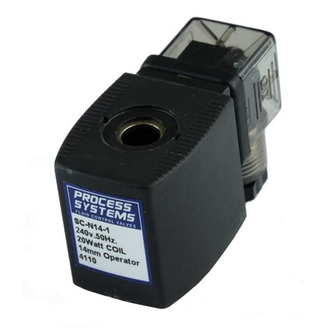 Solenoid Valve 34 Ss304 Din 14 4mm 21 watt solenoid coil and din