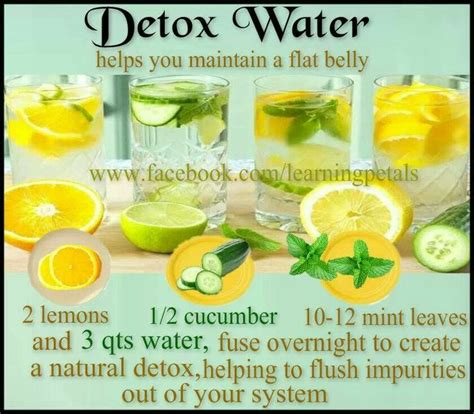 Lemon Water Daily Detox by Lemon Water For Weight Loss Dogala