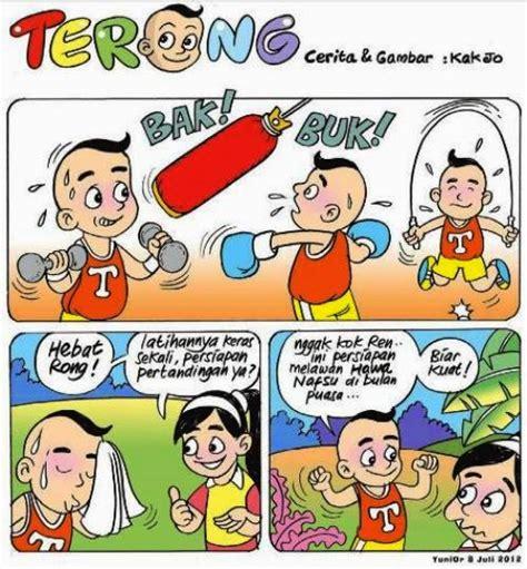 Kipas Lucu Kartun Dan Line 1 gambar kartun puasa lucu kumpulan ramadhan animasi bergerak lucu terbaru