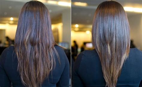 hair cutting ways for the ends say so long to split ends with stylist s sizzling scissors