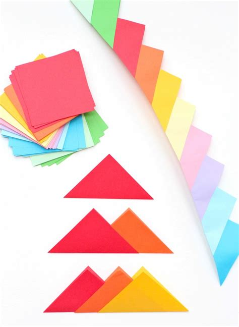 How To Make Paper Crowns For - simple origami crowns