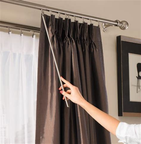 how to hang curtains on traverse rod traversing drapery hardware beme international llc