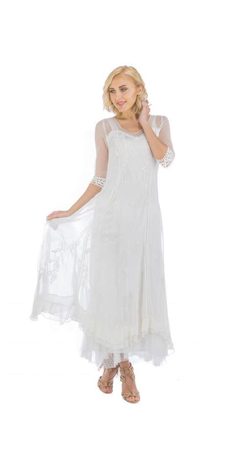 Natahua Dress true nataya cl 068 vintage style wedding dress in