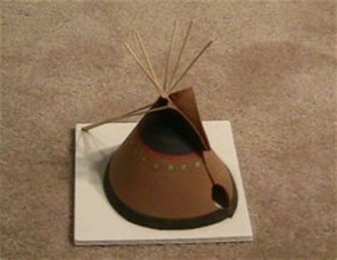How To Make A Paper Tipi - the world s catalog of ideas