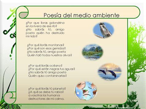 Poesias Cortas Del Medio Ambiente   cuidemos la tierra poes 237 a del medio ambiente