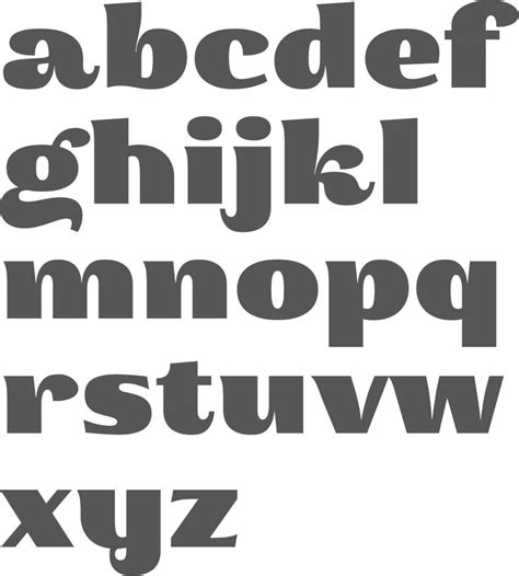 free letter stencils 172 best images about alfabeto on fonts 1250