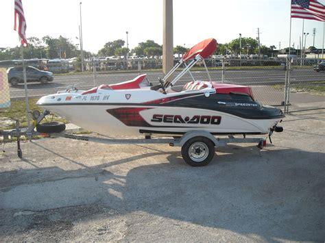 sea doo jet boat sale 2008 used sea doo 150 speedster jet boat for sale 9 995
