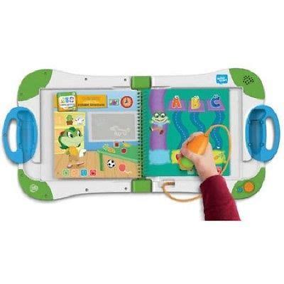 leapfrog imagination desk learning system leapfrog leapster handheld learning game system good shape