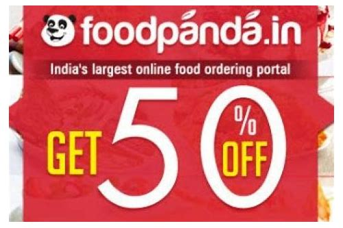 foodpanda 50 off coupon code today