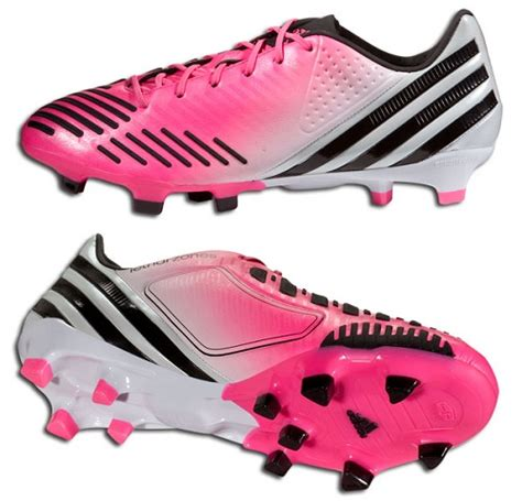 adidas predator lz in pink white released soccer