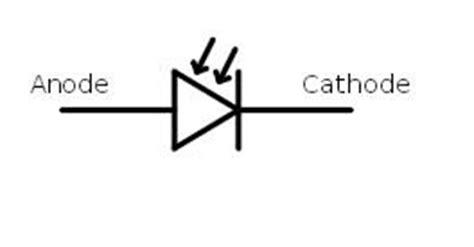 circuit symbol of photodiode reep