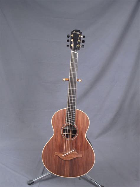 fanned fret acoustic guitar new lowden quot wee lowden wl 35 fanned fret quot acoustic guitar