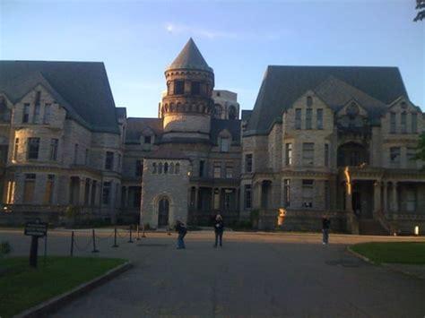mansfield reformatory haunted house mansfield reformatory preservation society musea