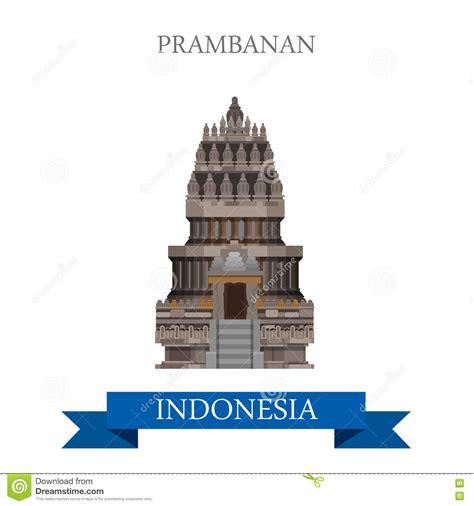 grand design hindu indonesia prambanan hindu temple indonesia royalty free stock