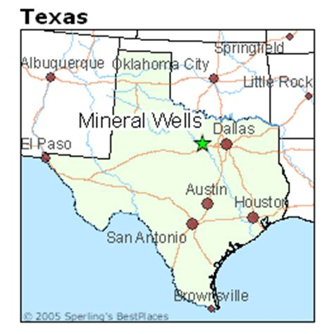 mineral texas map best places to live in mineral texas