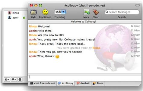 best irc 8 best irc clients for windows mac and linux appginger
