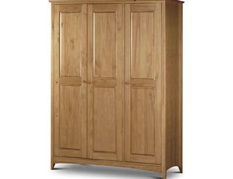 kendal bedroom furniture kendal 3 door solid pine wardrobe
