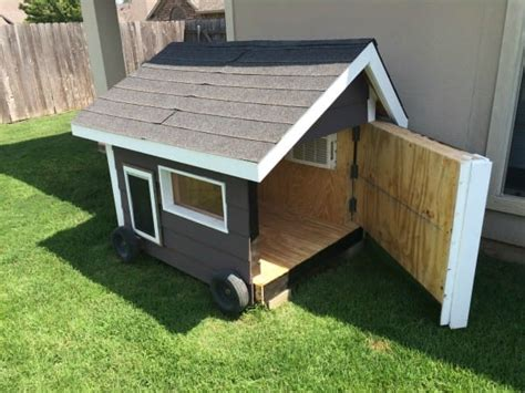 how to make a dog s house he wanted to make a special dog house what he did is absolutely stunning petsfans