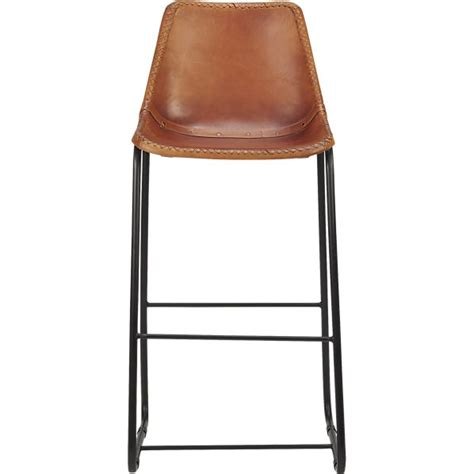30 leather bar stools roadhouse leather 30 quot bar stool