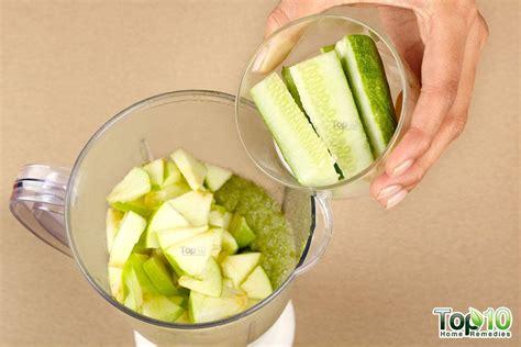 Burning Detox Smoothie by Diy Burning Detox Smoothie Top 10 Home Remedies