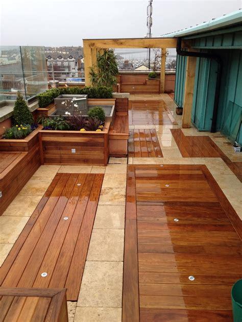 beautiful rooftop garden designs   inspired