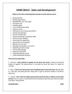 resume sles skills resume