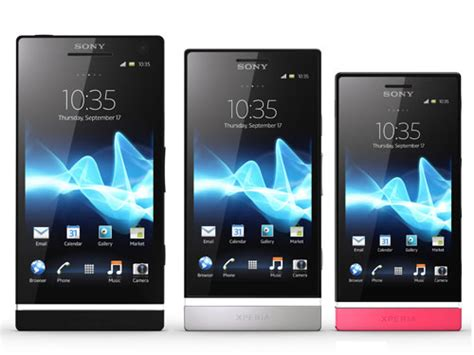 new mobile sony the new sony xperia range of smartphones mobiles