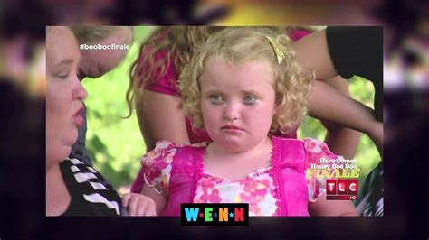 a honey boo boo bride youtube mom to honey boo boo lay off the chicken nuggets the