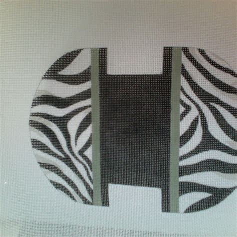 Print Coin Pouch canvas zebra coin pouch dl977 the needle tree