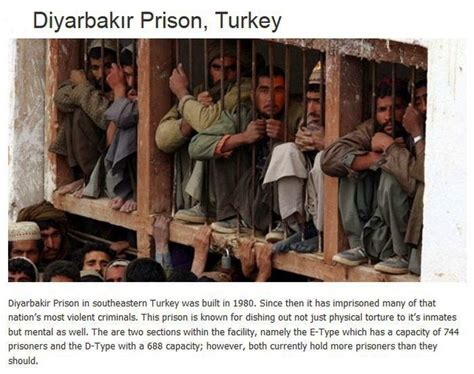 worst prisons the worst prisons from around the world damn cool pictures