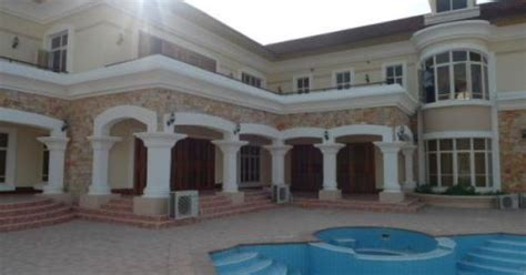 mansion in abuja nigeria blue print mansion africa and middle