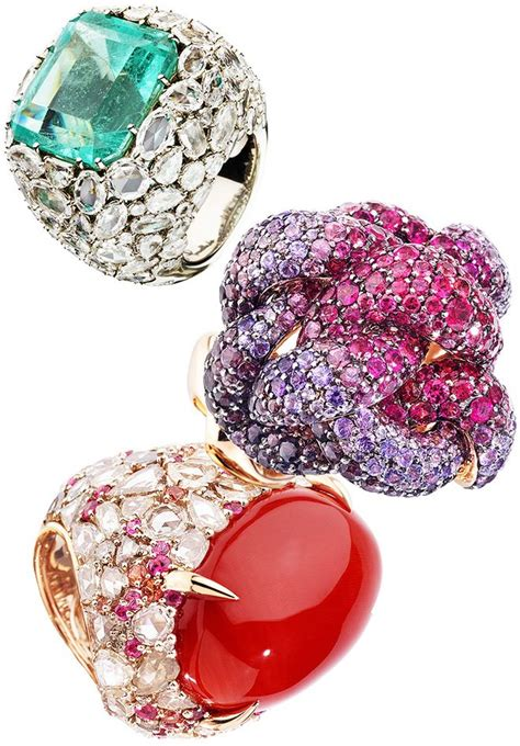 pomellato pom pom pom pom pomellato pomellato ring and rock